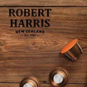 Robert Harris Fresh Coffee Capsules